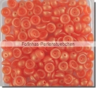 #09.01 - 50 Stück Teacup Beads 2x4 mm - Sueded Gold Satin Hyacinth