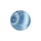 1 Seidenball Ø ca. 28 mm - sky blue