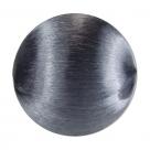 1 Seidenball Ø ca. 48 mm - silver gray
