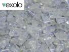 #00.03 - 25 Stück Vexolo Beads 5x8 mm - Crystal AB