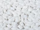 #02.00 - 25 Stück StormDuo Beads 3x7 mm - White