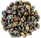 #01 5g Diamond-Beads 4x6,5 mm - Metallic Bronze Iris