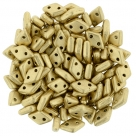 #02 5g Diamond-Beads 4x6,5 mm -Aztec Gold