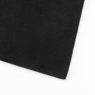 1 Filzmatte ca. 30x30x0,3 cm - black