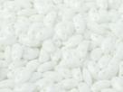 #04.00 - 25 Stück Mobyduo 3x8 mm - Chalk White