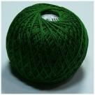 (6184) 30 Gramm Häkelgarn N° 20 grün efeu