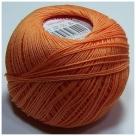 (2254) 30 Gramm Häkelgarn N° 20 orange