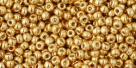 10 g TOHO Seed Beads 11/0 TR-11-PF557 - Permanent Finish - Galvanized Starlight (A,D,C)