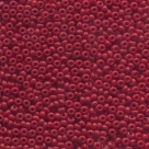 #14.09 - 10 g Rocailles 06/0 4,0 mm - Opaque Dk Red