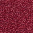 #14.13 - 10 g Rocailles 12/0 2,0 mm - Opaque Dk Red