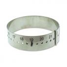 1 Armbandmaß aus Metall