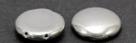 #00.02 5 Stck. 2-Hole Cabochon 18x5mm - Crystal Labrador Full