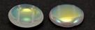 #00.04 5 Stck. 2-Hole Cabochon 18x5mm - Crystal AB