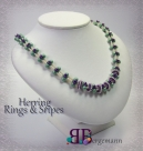 1 Anleitung Herring Rings & Stripes