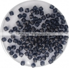1 Strang Bicone 4 mm tr. montana (120 Stück)