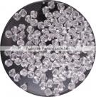 1 Strang Bicone 4 mm tr. crystal (120 Stück)