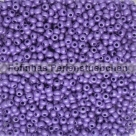 #14.14 - 10 g Rocailles 12/0 2,0 mm - Opaque Purple Luster