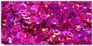 1 Gramm Pailletten 3mm Laser - pink