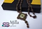1 Anleitung Anhänger Milla mit Kugelkette