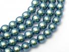 02010/19041 - 1 Strang Perlen Ø 2 mm rund - moonstone pearl-coating