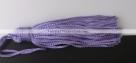 1 Stück Textil-Quaste (ca. 7,0cm) - mit Schlaufe - lilac