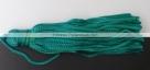 1 Stück Textil-Quaste (ca. 7,0cm) - mit Schlaufe - smaragd green