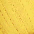 50 Gramm Häkelgarn - gelb - N° 10