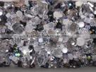 50 g Preciosa M.C. Beads MIX - Crystal/Jet