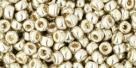 10 g TOHO SeedBeads 8/0 TR-08-PF558