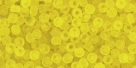 10 g TOHO Seed Beads 11/0 TR-11-0012 F Lemon Frosted