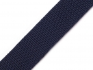 5 m Gurtband in Marine - Breite 25mm
