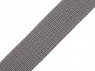 5 m Gurtband in Grau - Breite 25mm