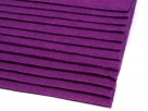 1 Filzmatte ca. 20x30 cm - purple - ca. 1,5-2 mm dick