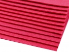 1 Filzmatte ca. 20x30 cm - pink - ca. 2-3 mm dick