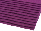 1 Filzmatte ca. 20x30 cm - purple - ca. 2-3 mm dick