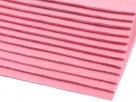 1 Filzmatte ca. 20x30 cm - rosa - ca. 2-3 mm dick