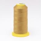 Nylon Nähgarn, gold, 0.4 mm; ca. 400 m / Rolle