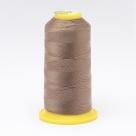 Nylon Nähgarn, braun, 0.4 mm; ca. 400 m / Rolle