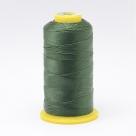 Nylon Nähgarn, dk. grün, 0.4 mm; ca. 400 m / Rolle