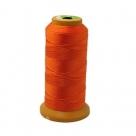 1 Kone Nähgarn 0,1mm - Orange - 100% Nylon - 800m