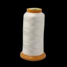 1 Kone Nähgarn 0,1mm - Weiß - 100% Nylon - 800m