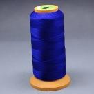 1 Kone Nähgarn 0,1mm - Blau - 100% Nylon - 800m