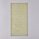 1 Stück Acryl Patchwork-Lineal - zweifarbig - 30x15x0,28cm