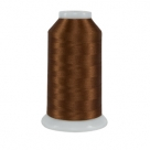 #2035 - Superior Threads - Magnifico  - Maschinen-Stickgarn Farbe: 2035 Rust Brown