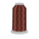 #2030 - Superior Threads - Magnifico  - Maschinen-Stickgarn Farbe: 2030 Copper Canyon
