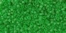 5g TOHO SeedBeads 15/0 TR-15-0007 - Tr. Peridot