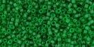 5g TOHO SeedBeads 15/0 TR-15-0007 B - Tr. Grass Green