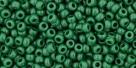 10 g TOHO Seed Beads 11/0 TR-11-0047 H - Opaque Pine Green