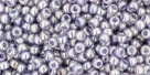 10 g TOHO Seed Beads 11/0 TR-11-0455 - Gold Lustered Pale Wisteria (C)