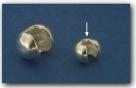 1 Stück Klappkugel ø 4 mm - 925 Silber